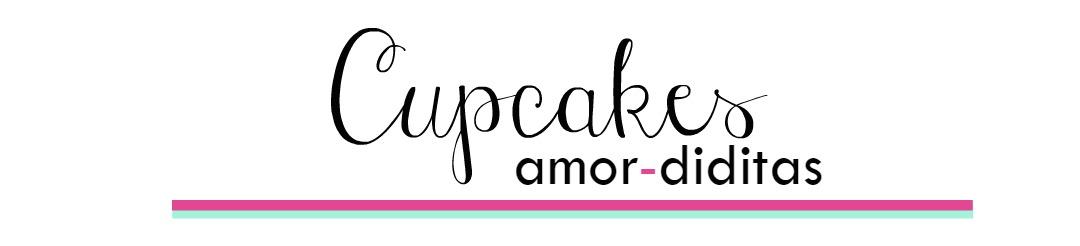 Cupcakes AMOR-diditas