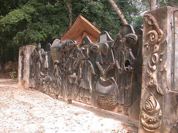 Osun-Osogbo Sacred Grove