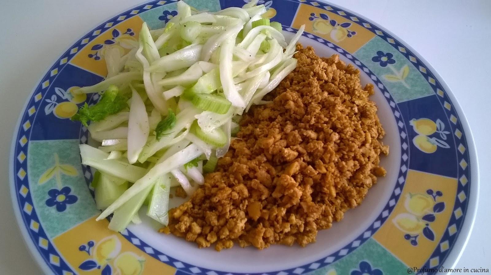 Profumo d 39 amore in cucina tofu strapazzato in salsa di soia for Lecitina di soia in cucina