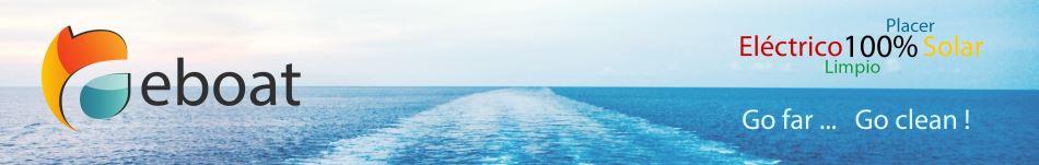 eboat-Panamá Barcos Lancha solar eléctrica, Electric boats