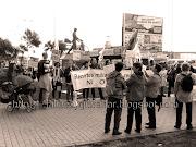 Este mediodía tuvo lugar la concentración ciudadana organizada por el .