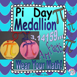 Pi Day Medallion
