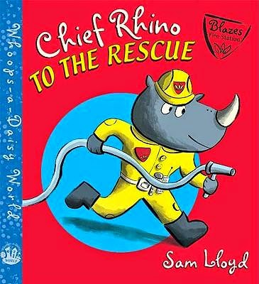 Chief Rhino to the Rescue by Sam Lloyd