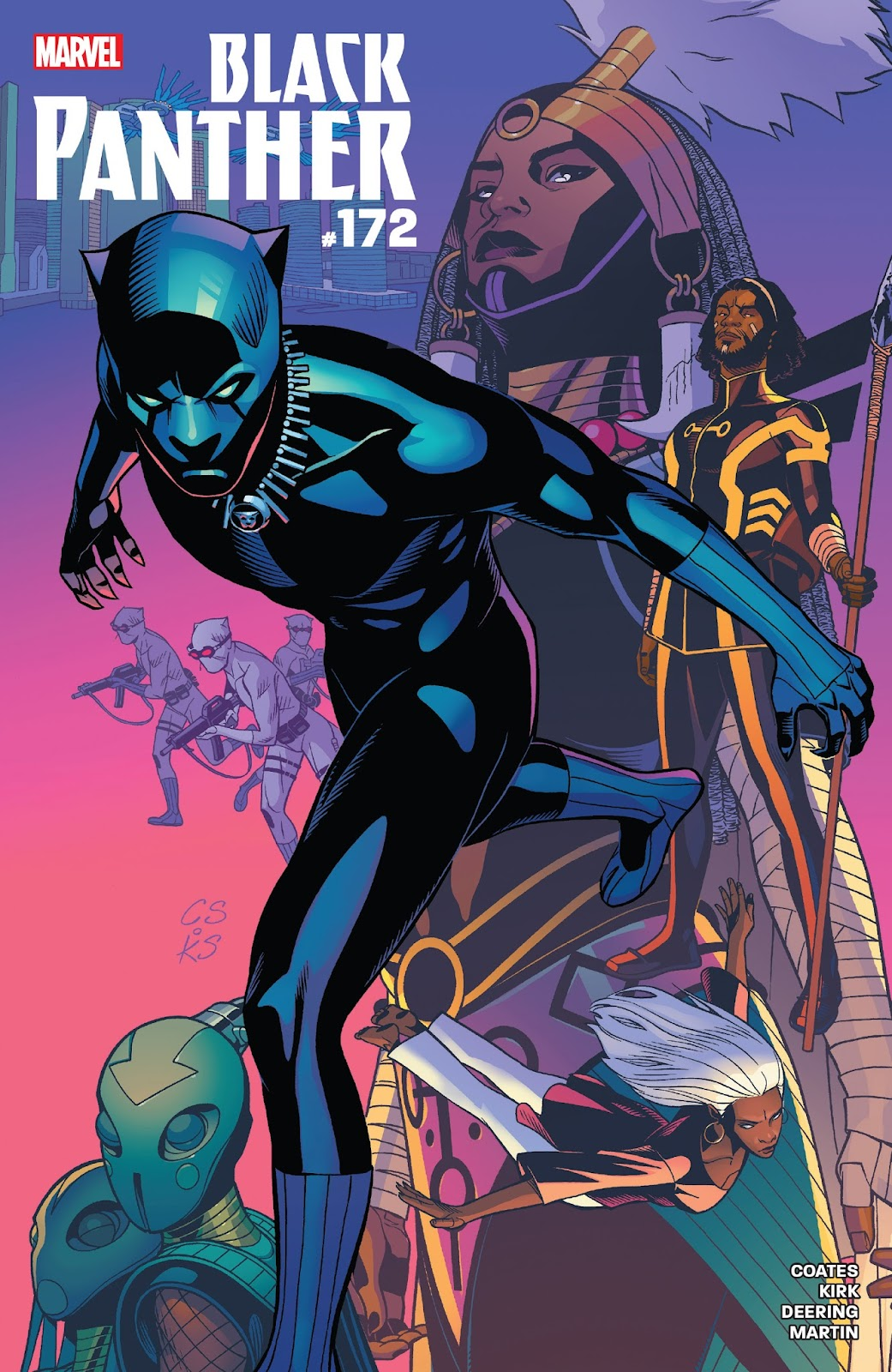 Black Panther (2016) Issue #172 #27 - English 1