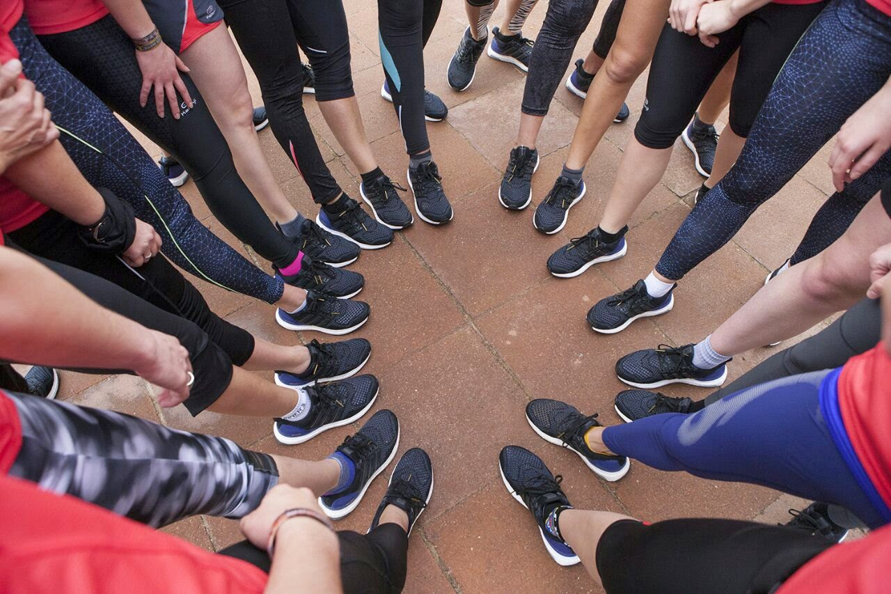 evento ultra boost Adidas