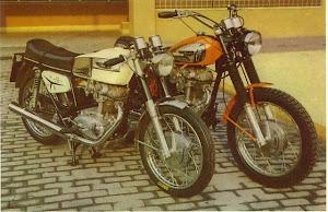 Mark Desmo 250 & Scrambler 250 - 2 modèles Ducati
