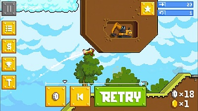 Retry (Game) - Gameplay Trailer - Song / Music