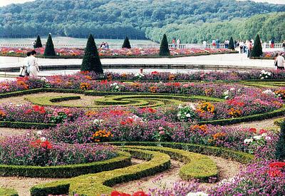 Versailles garden, Paris