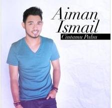 Aiman Ismail Cintamu palsu lirik dan download lagu