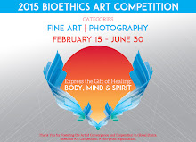 2015 BIOETHICS ART COMPETITION