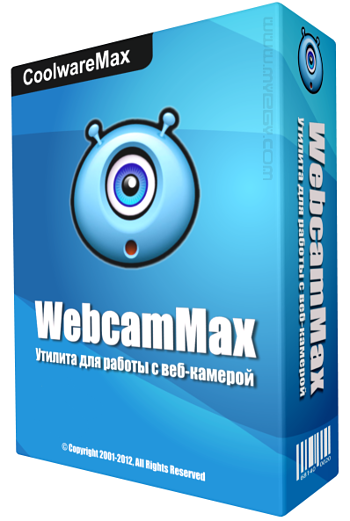WebcamMax 7.9.5.2 Multilanguage