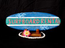 Surfboard Hire and Lessons