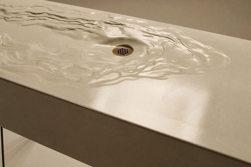 pilas para baño Erosion Sink