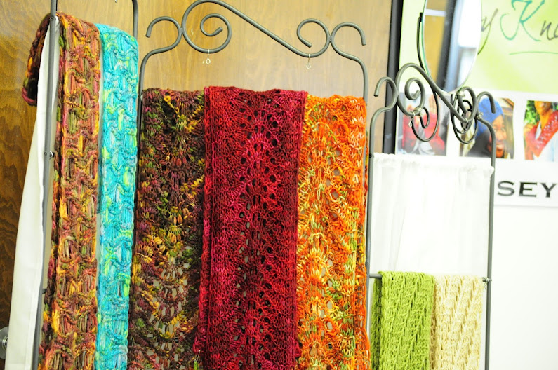 My Craft Fair Prep Info NiseyKnits Magnificent Craft Fair Display Stands
