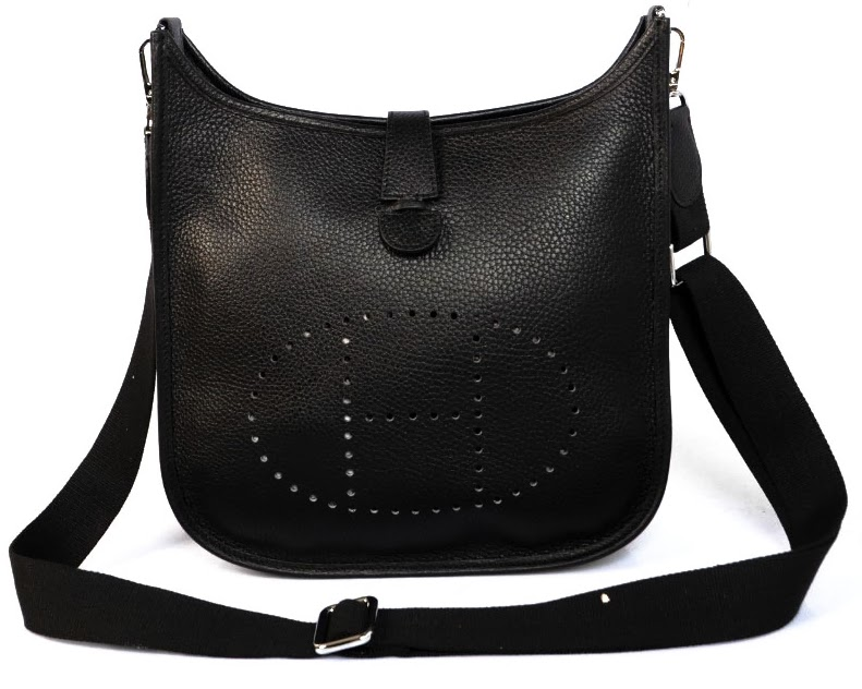 hermes evelyne black