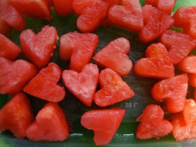 Buah Semangka Bisa Buat Diet.???