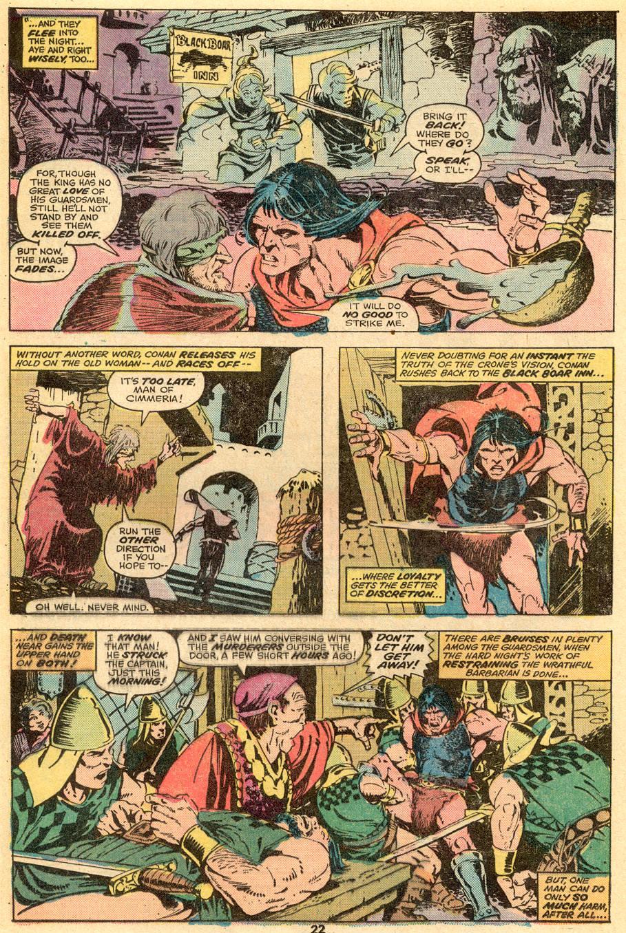 Conan the Barbarian (1970) Issue #57 #69 - English 14