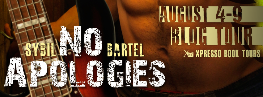 No Apologies Blog Tour