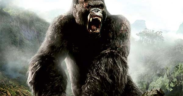 King Kong coups de sperme