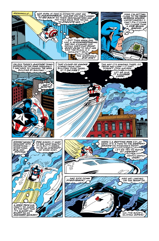 Captain America (1968) Issue #382 #315 - English 7