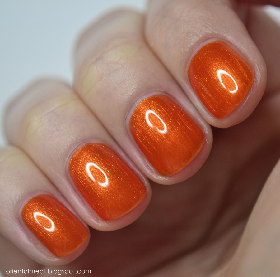 Barry M-Tangerine