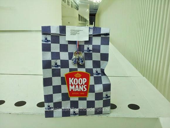 Stroopwafelcake van Koopmans