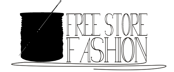 logo for the free store fashion blogs