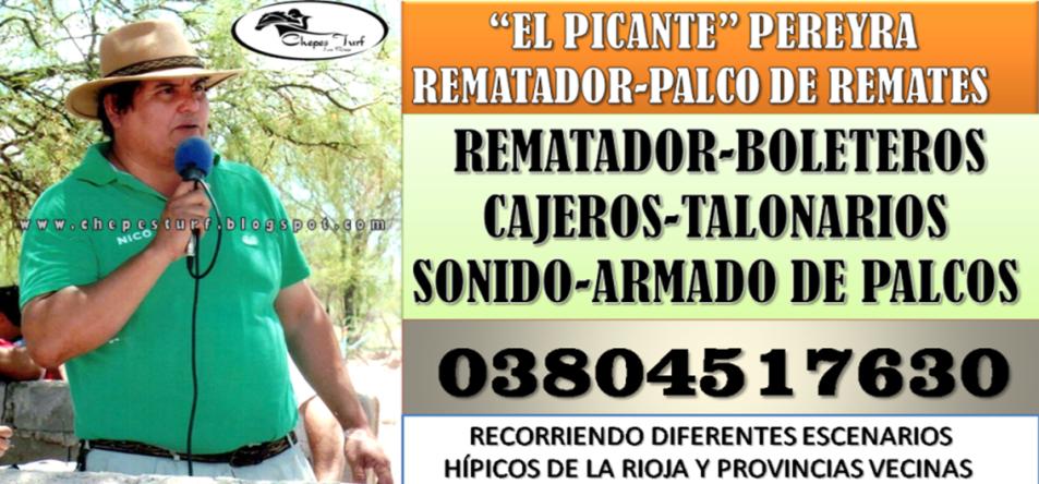 REMATADOR PEREYRA