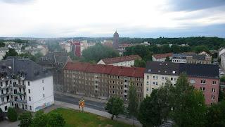 ciudad alemana de chemitz