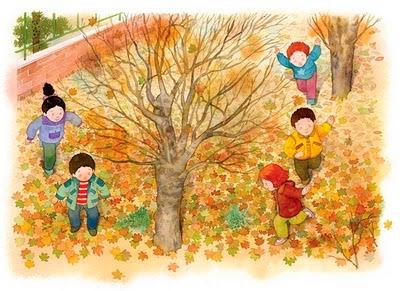 Bienvenido oto o recursos para ni os burbujitas for Arboles que no se le caen las hojas en invierno