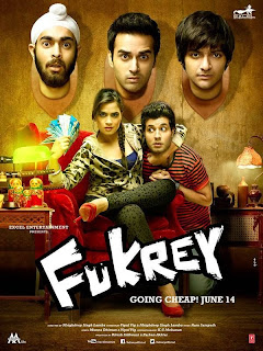 Watch Fukrey 2013 Hindi Movie Online
