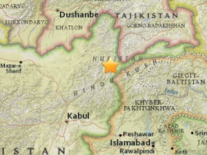 afghanistan-earthquake-map