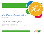 Google Power Search Certificate