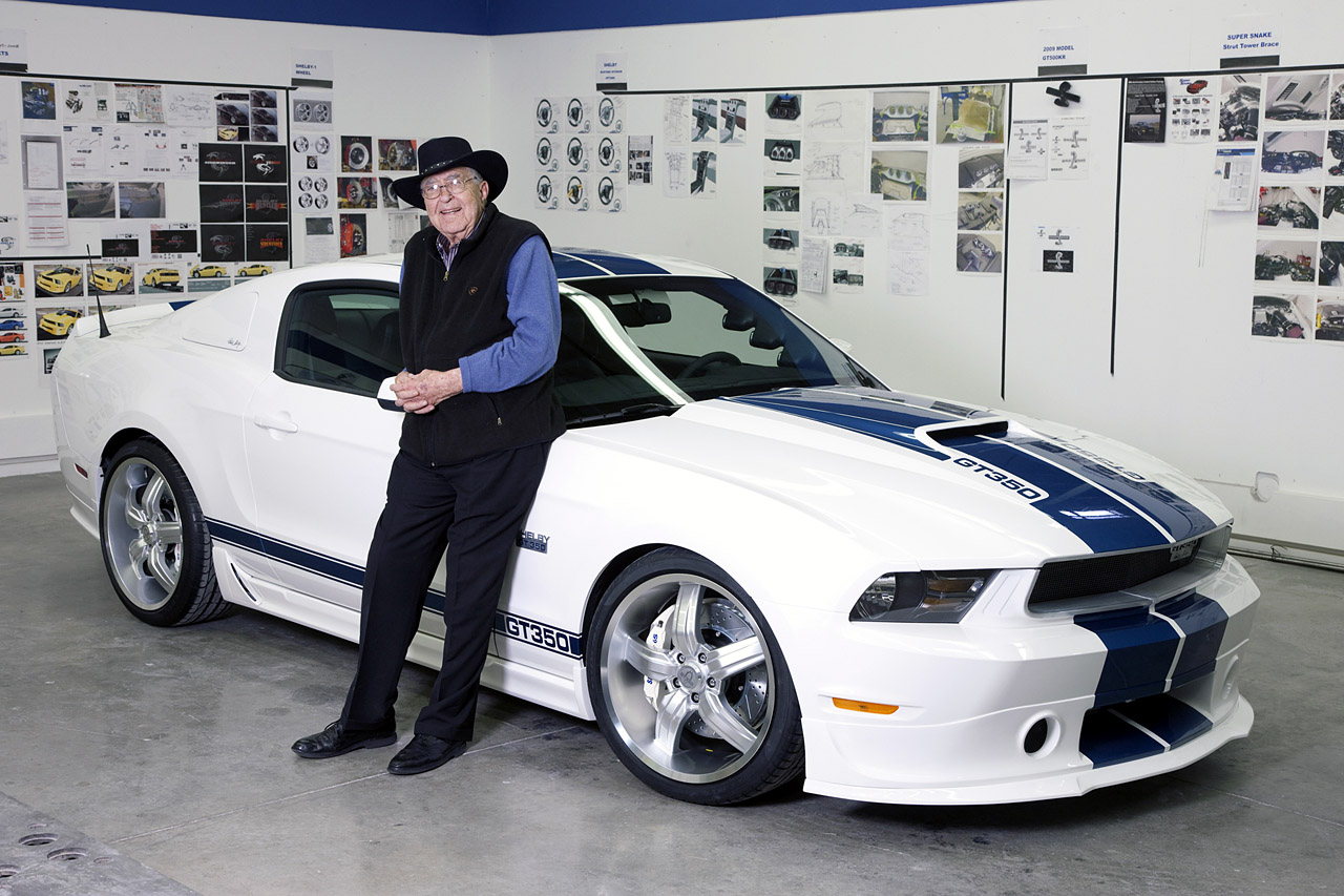 Carroll Shelby Godfather Of American Muscle Cars Dies At The Age
