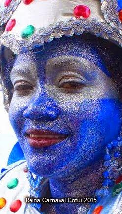 Reina Carnaval Cotui 2015