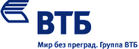 Банк ВТБ логотип
