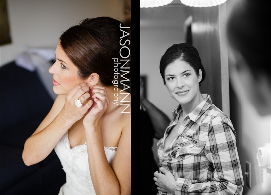 Jason Mann Photography - Door County Wedding Hair and Makeup