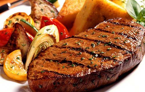 Thực đơn giảm cân với hàm lượng protein cao
