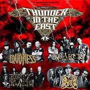 THUNDER IN THE EAST 2013