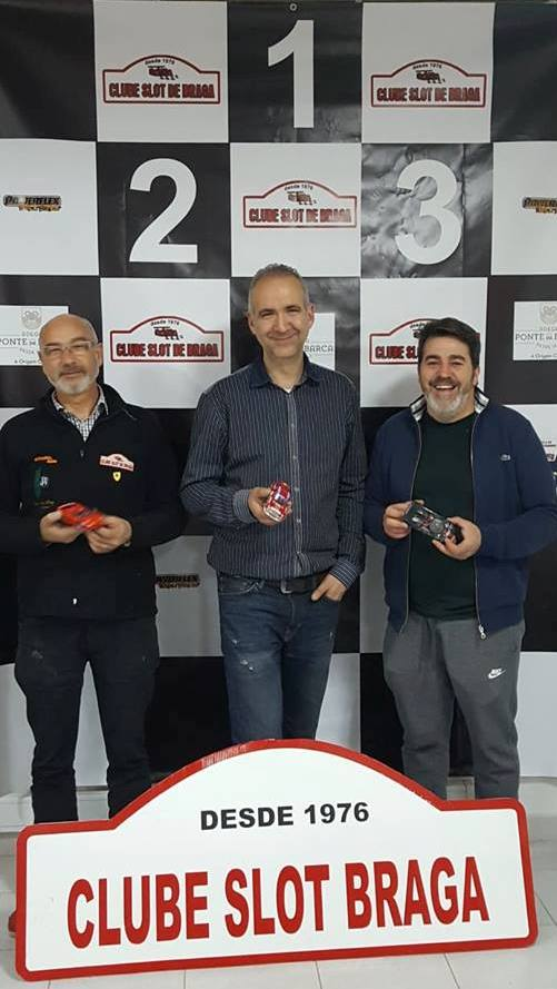 Troféu SuperFun Ninco 2019 - Grupo 4x2
