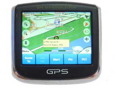 Gps Tracking Equipment