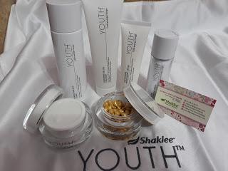YOUTH Shaklee : Skincare Terbaik Di Pasaran Bermula Mac 2018 !!