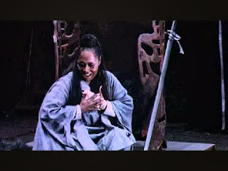 Escena de la película Macbeth