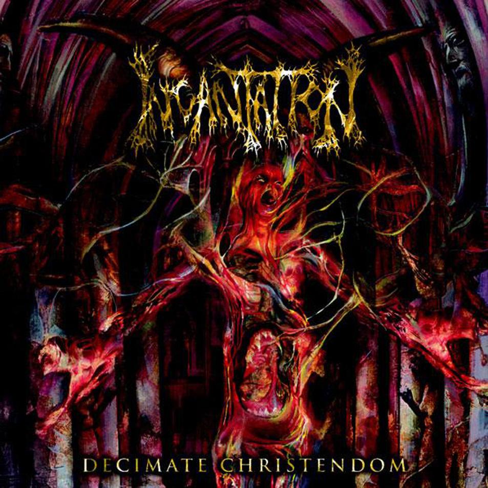 Incantation - Diabolical Conquest