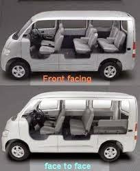 Sedangkan Bagian Belakang Dari Daihatsu Gran Max Minibus Terlihat Simpel Dengan Lampu Dan Bumper Yang Menyatu Bodi Mobil Ini