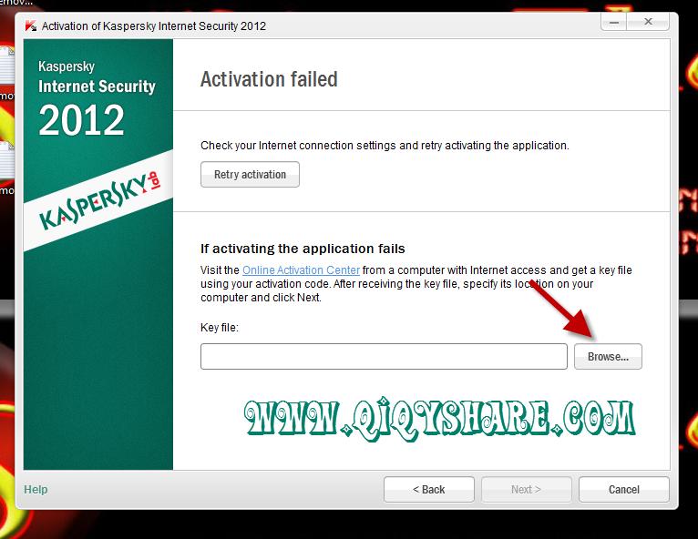 Как сделать свой код активации 571