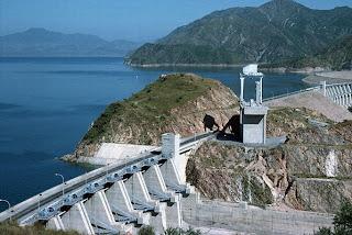 Tarbela Hydroelectric Dam