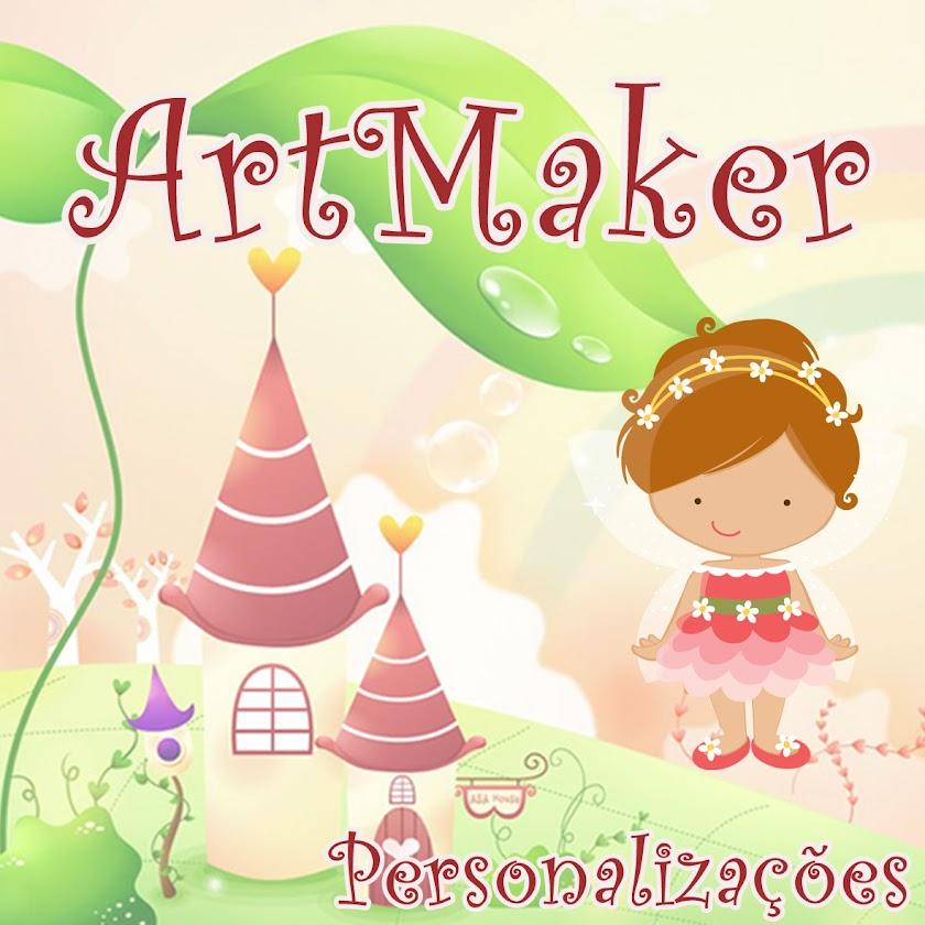Art Maker - Personalização