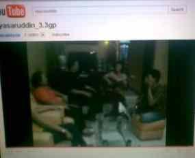 Video Nyasaruddin