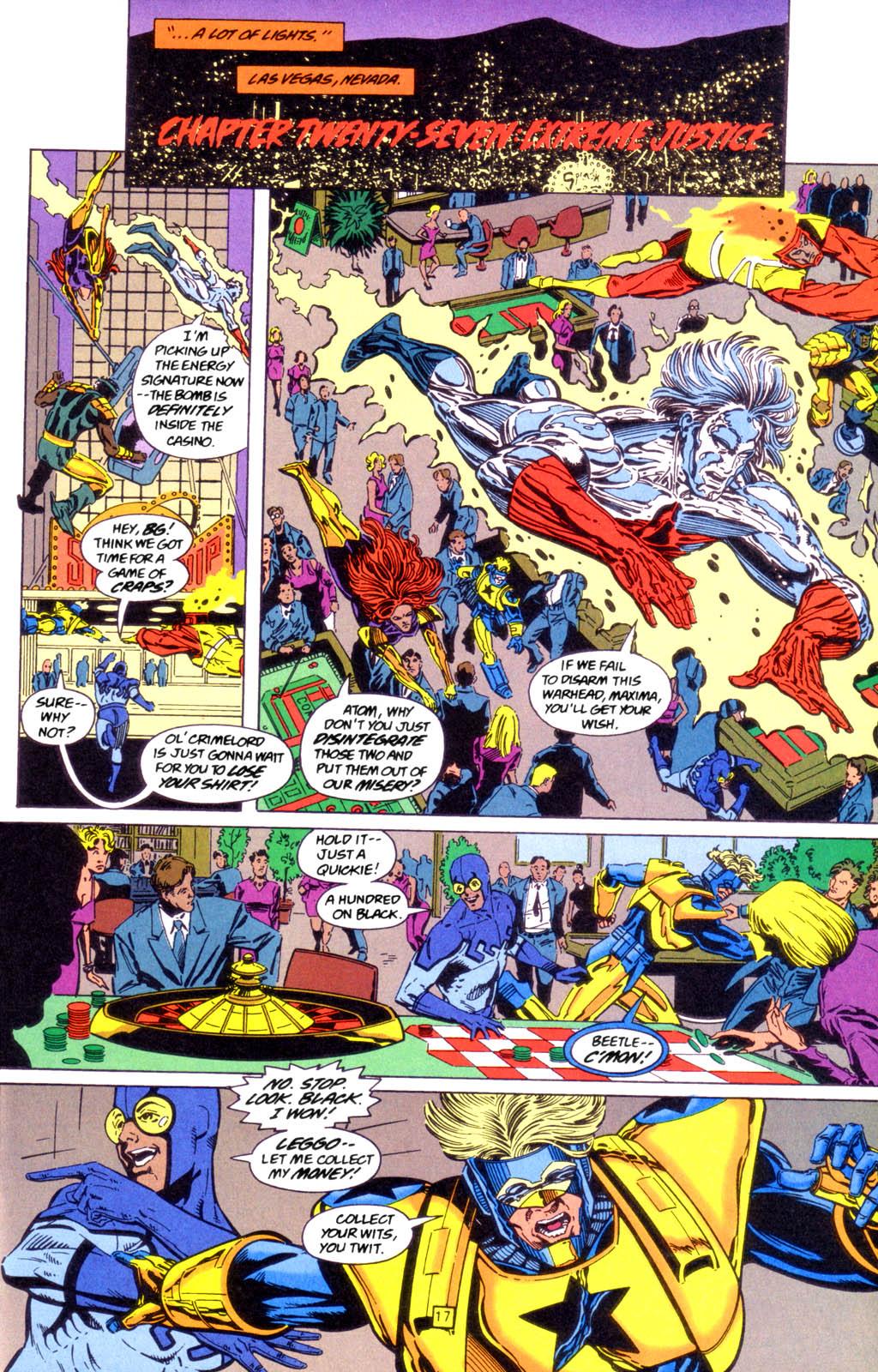 Deathstroke (1991) Issue #49 #54 - English 17